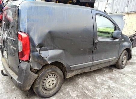 DESPIECE DE PEUGEOT BIPPER 1.4 HDI 8HS