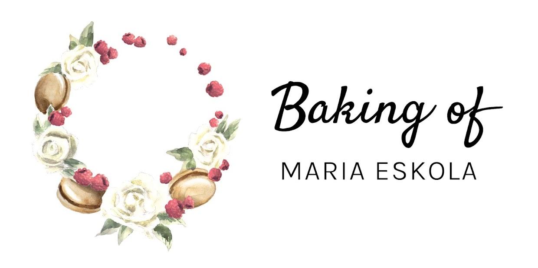 Baking of...