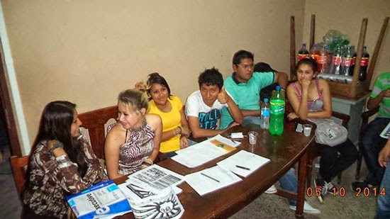 Algunas facetas sobre el Seminario de Gestión Pública en Yacuiba