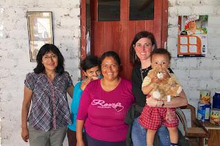 Visiting Isias, Tabitha and Matthias in Ancon
