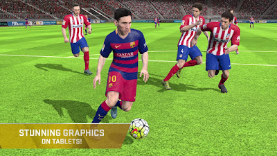 Game FIFA 16 Ultimate Team APK+DATA Terbaru Gratis
