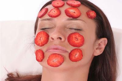 strawberry skin toner