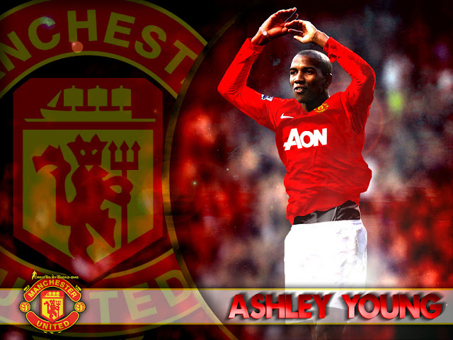 Free Ashley Young Wallpaper