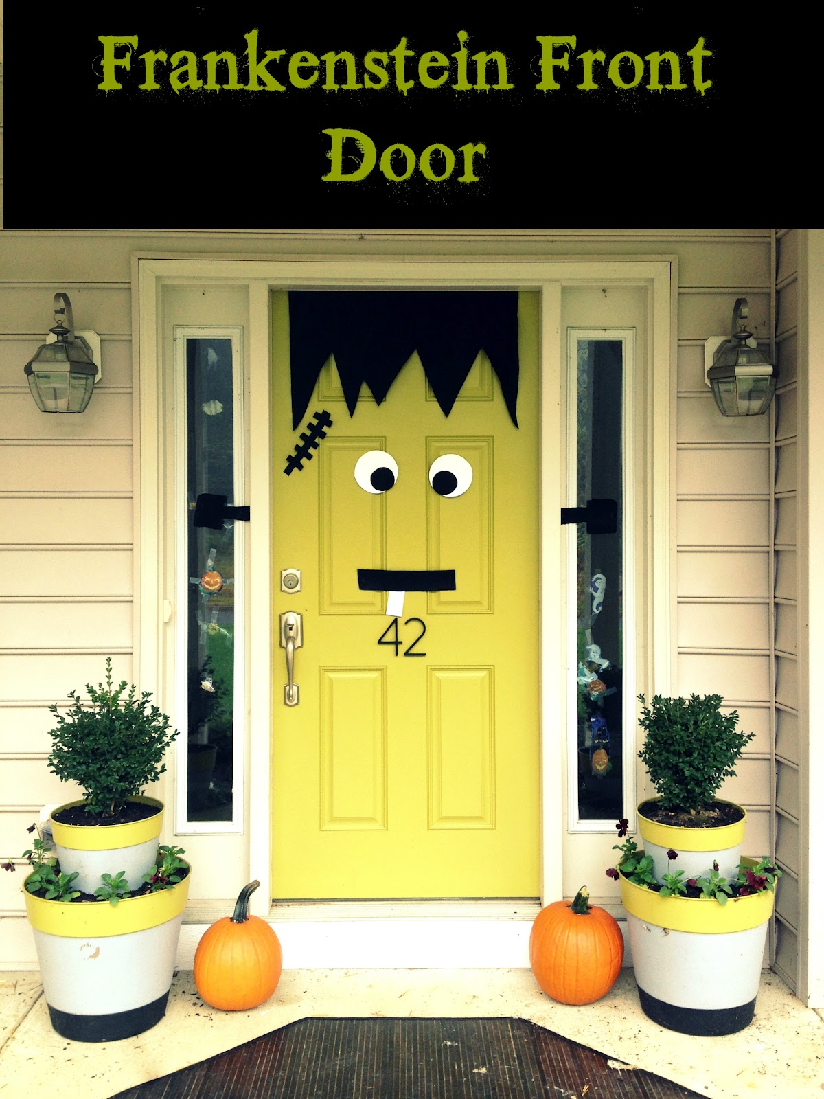 Halloween Decor 2012 & Halloween Decor 2012 - East Coast Creative Blog