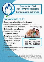 El Centro para la Familia