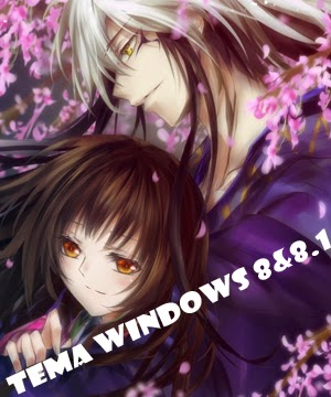 Tema Anime Windows 8&8.1