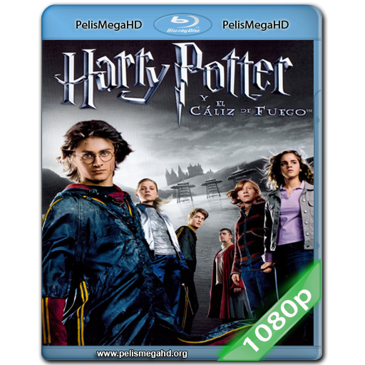 HARRY POTTER Y EL CÁLIZ DE FUEGO (2005) FULL 1080P HD MKV ESPAÑOL LATINO