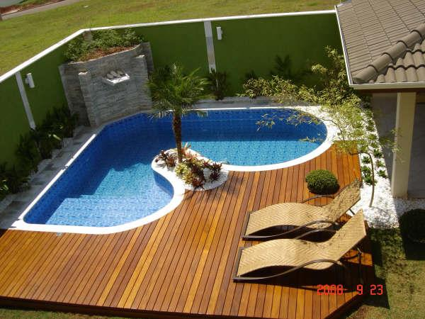 Luanda cardoso arquitetura piscinas for Piscinas modernas pequenas