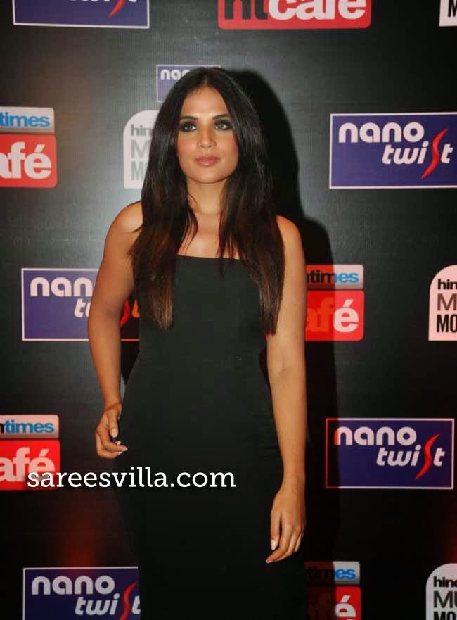 Celina Jaitley at Most Stylish Awards 2014