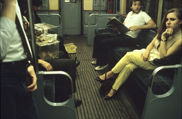Amazing Photographs Of London Underground In The 1970s And