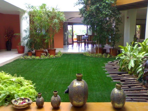 Business Landscaping with Artificial Grass