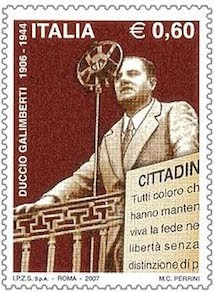 Galimberti Tancredi (Duccio), patriota
