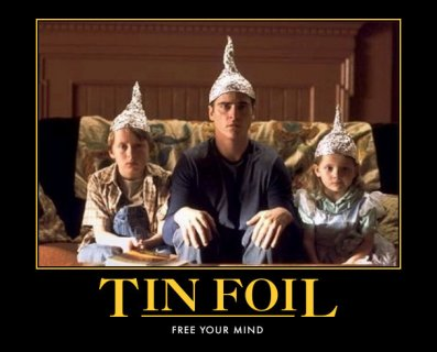 tinfoil hat