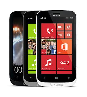 Spesifikasi dan Harga Nokia CDMA - Lumia 822 Terbaru