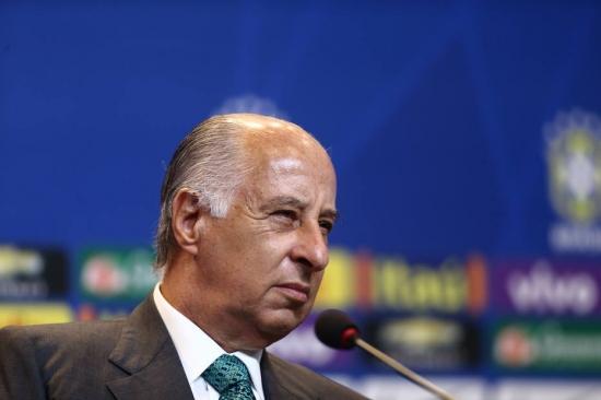 Del Nero, presidente da CBF, diz que pode acompanhar a seleção em jogos nos EUA