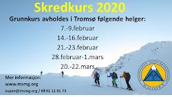 MSMG SKREDKURS 2020