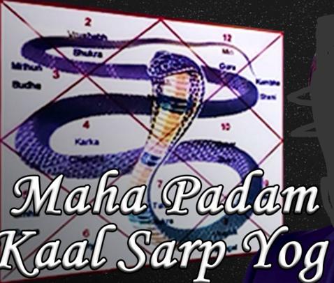 Mahapadam Kalsarp Dosh ke Dushprabhav Or Upay
