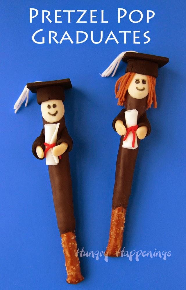 Pretzel Pop Graduates | HungryHappenings.com