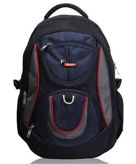 F Gear Axe 29 L Backpack Black & Blue