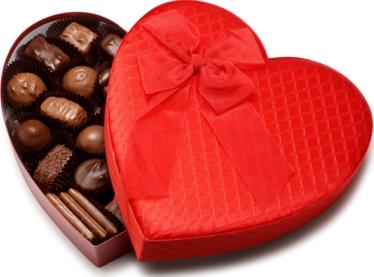 Coklat Valentine