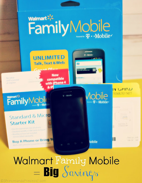 Saving with Walmart Family Mobile #Shop #Cbias