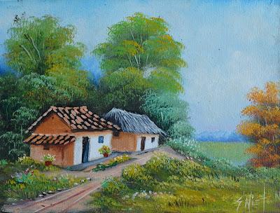 fincas-de-pueblos-pintura