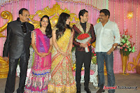 Celebraties at Actor Bharat n Jessy Wedding Reception Photos+%2528147%2529 Actor Bharath n Jessy Wedding Photos