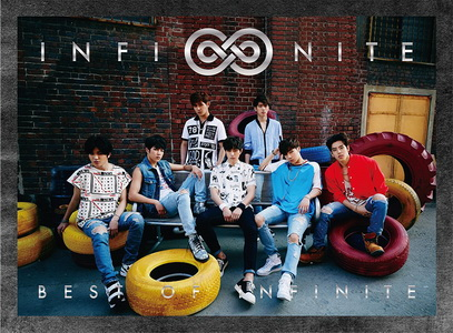 [MUSIC VIDEO] INFINITE – BEST OF INFINITE (BDMV)