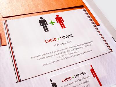 invitaciones igualitario