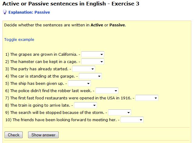 http://www.englisch-hilfen.de/en/exercises/active_passive/active_or_passive2.htm