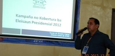 Jornalista Laiha Kredensial Bandu Kobertura Iha Eleisaun