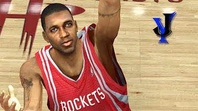 NBA 2K13 Tracy McGrady Cyberface Mods