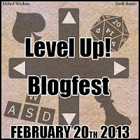Level Up! Blogfest