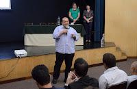 Prefeito Márcio Catão enaltece o trabalho que a Secretaria de Meio Ambiente vem realizando, assim como a participação efetiva dos membros do Conselho Municipal de Defesa do Meio Ambiente