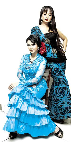 Gambar Jasmin Hamid Seksi Hot Bersama Janda Meletup Rozita Che Wan