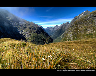 (New Zealand) - Milford Track