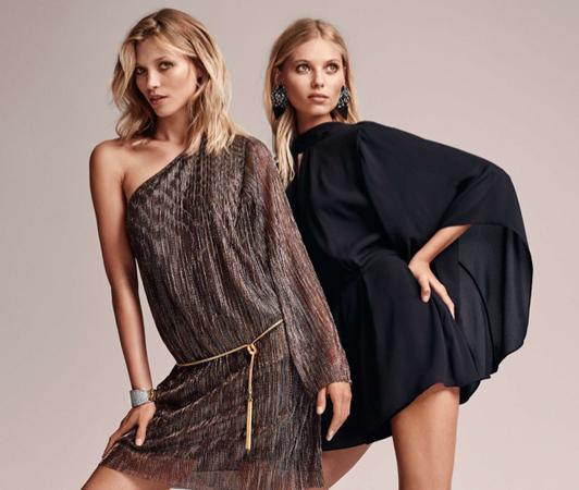 Moda para salir por la noche de fiesta de H&M