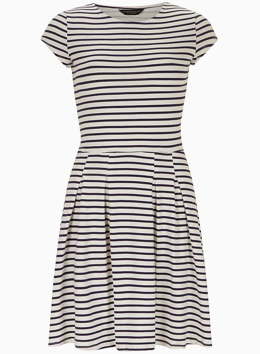 dorothy perkins stripey dress