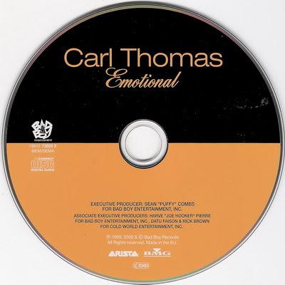 Carl Thomas Emotional