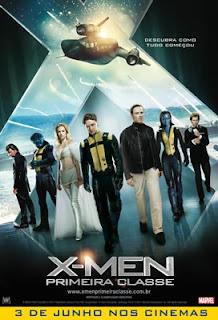 Enviar X-Men: Primeira Classe para o Twitter