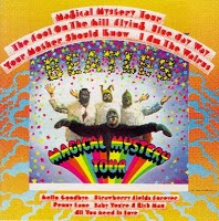 Where Death Cab for Cutie got their band name from - Beatles - Magical Mystery Tour cover