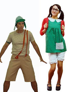 Fantasias do Chaves