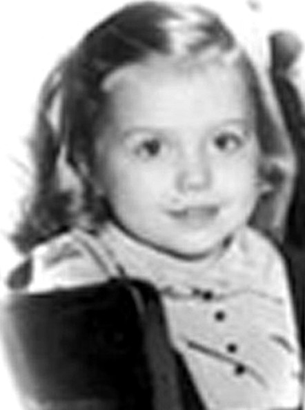 baby pictures of famous people Hillary Clinton