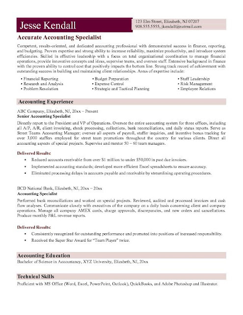 Accountant Cv Example7