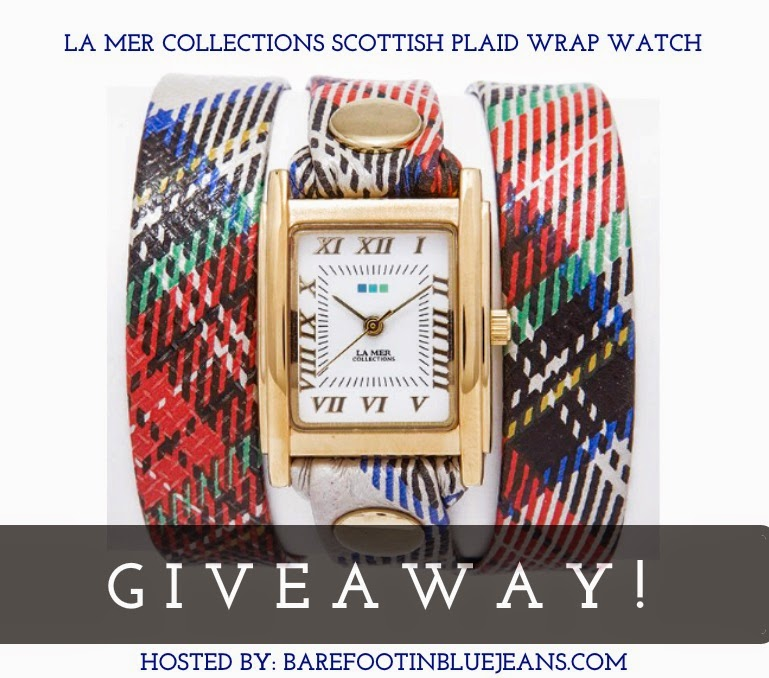 Simple Wrap Watch Giveaway