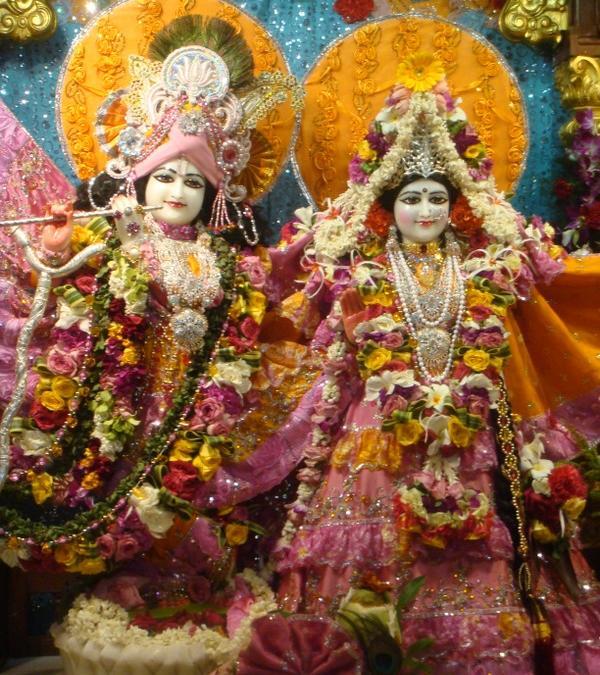 Sri Sri Radha Rasabihari - ISKCON Juhu, Mumbai