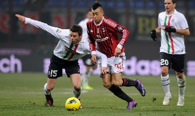 Milan Juventus 1-2 highlights
