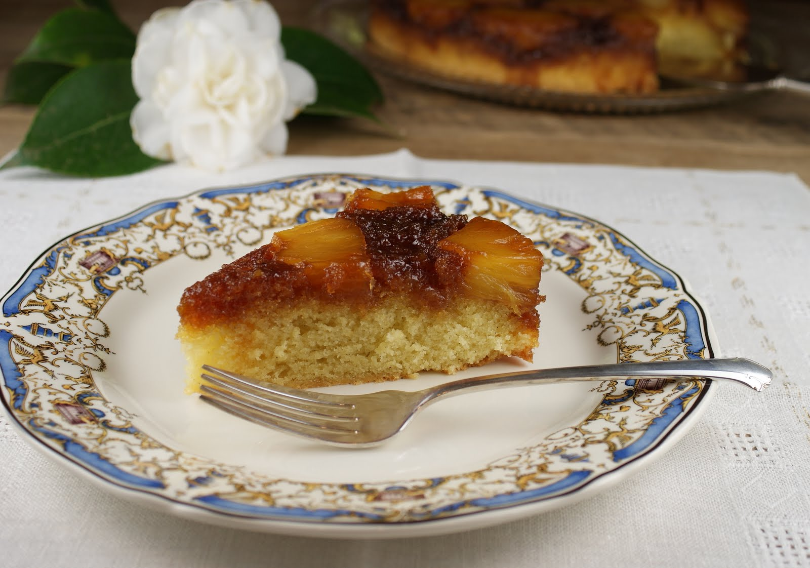 cake skillet pineapple upside down cake pineapple mango upside down ...