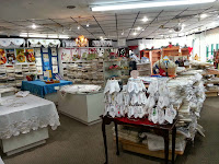 Beautiful gifts and home items at Mr. Tablecloth, Gatlinburg, TN