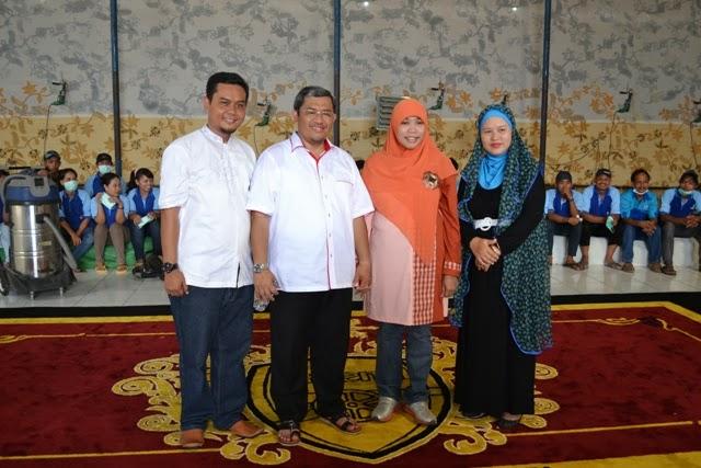Foto bersama Gubernur JABAR